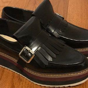👠Zara Platform Loafer